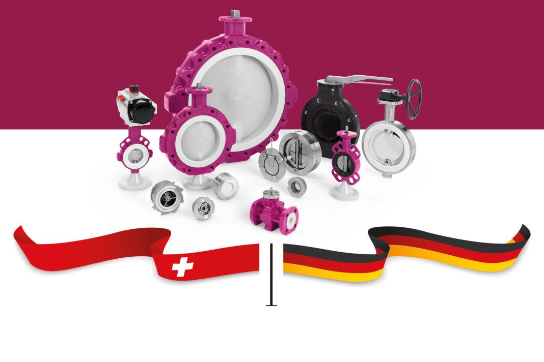 Titelbild - Pressebericht - ChemValve-Schmid AG