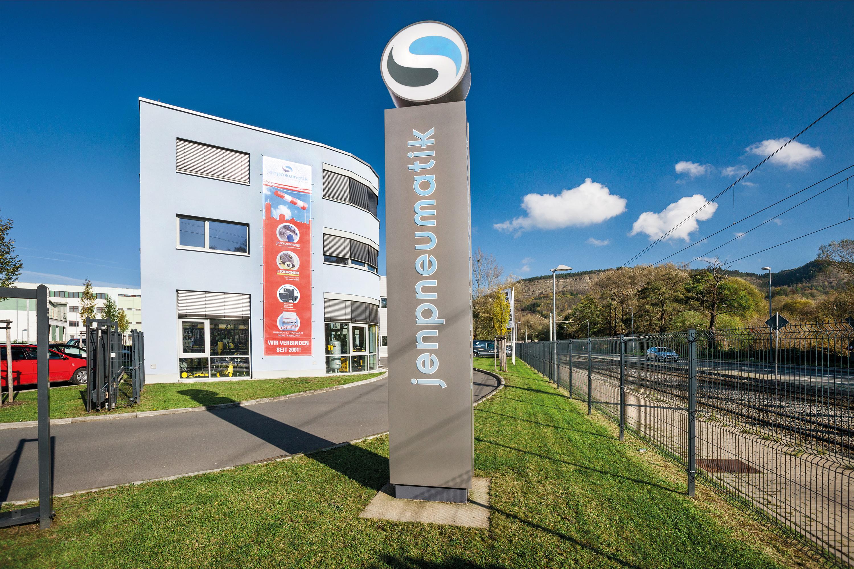 Titelbild - Pressebericht - jenpneumatik & Schlauchtechnik GmbH