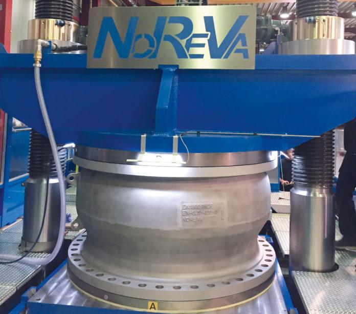 Titelbild - Pressebericht - NOREVA GmbH