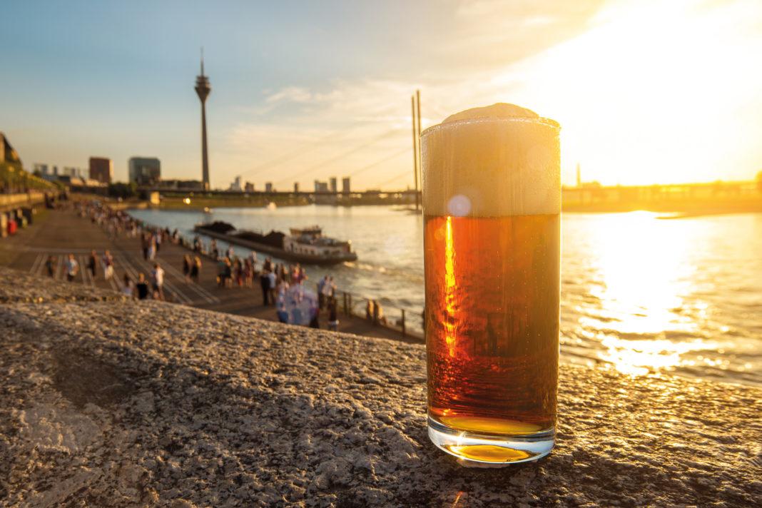 Titelbild - Kultur und Leben - Düsseldorfer Altbier