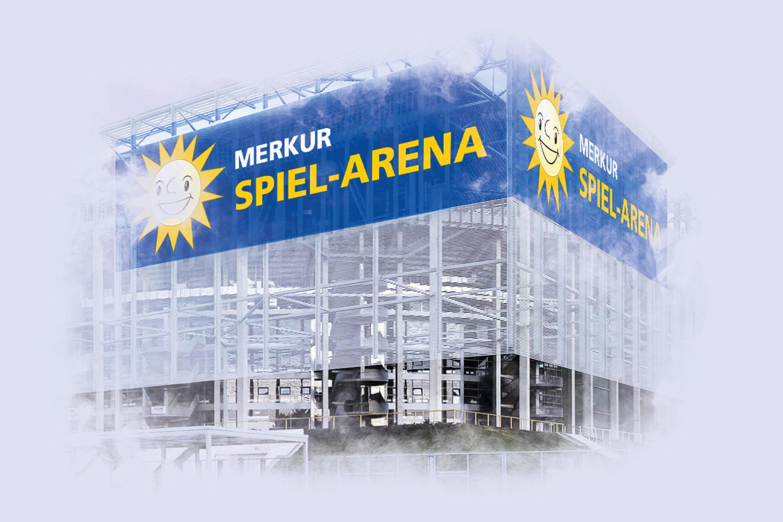 Titelbild - Kultur und Leben - Stadion Merkur Spiel-Arena