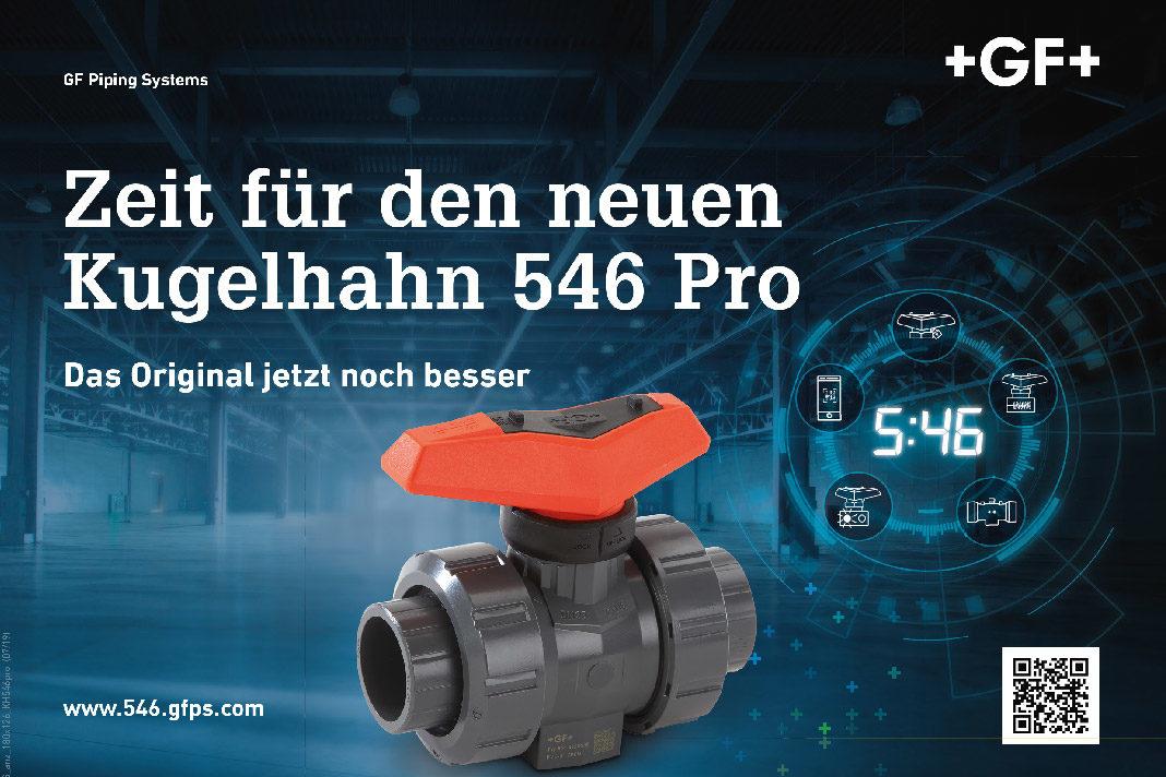 Kugelhahn GF 546 Pro