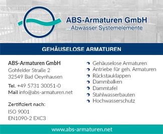 ABS Armaturen GmbH – Abwasser Systemelemente